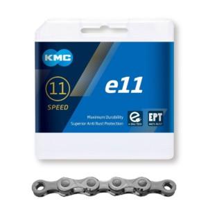 KMC e11 EPT 11-vaihteiselle sähköpyörälle