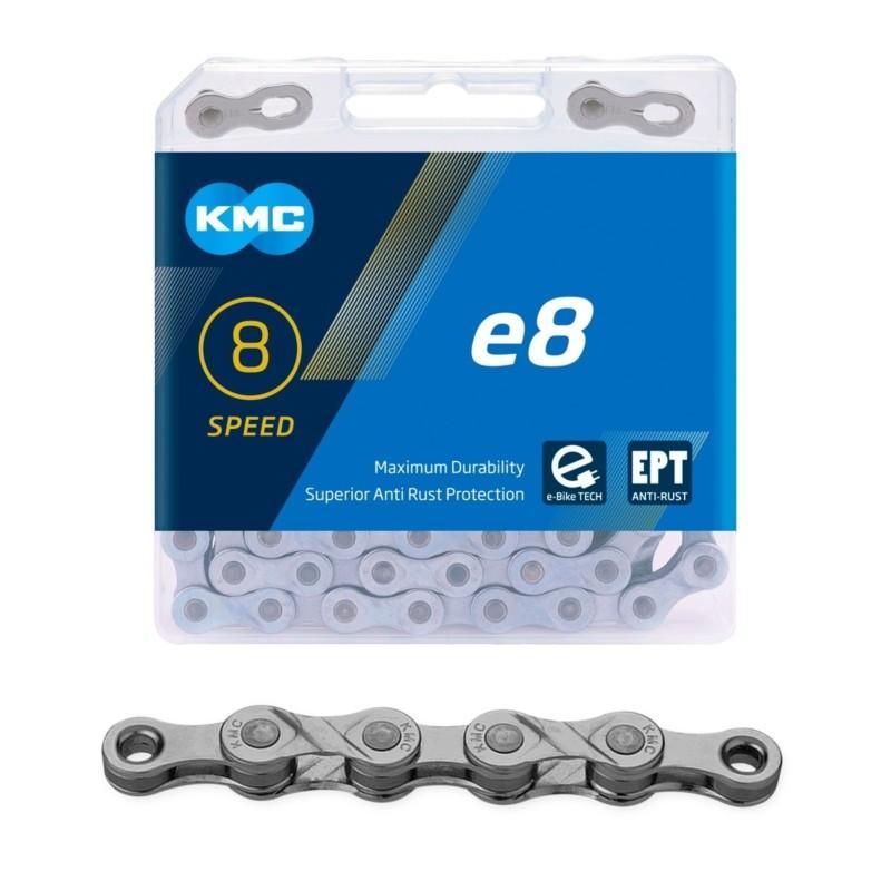 KMC e8 EPT 8-vaihteiselle sähköpyörälle