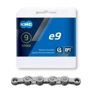 KMC e9 EPT 9-vaihteiselle sähköpyörälle