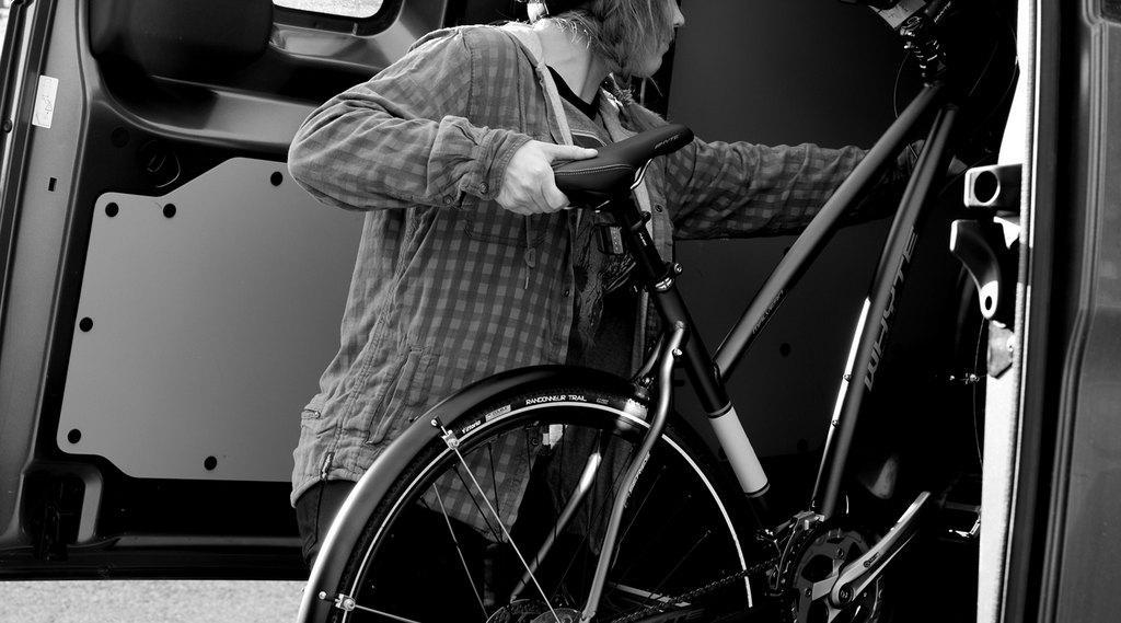 Vaivaton polkupyörähuolto Tampereella