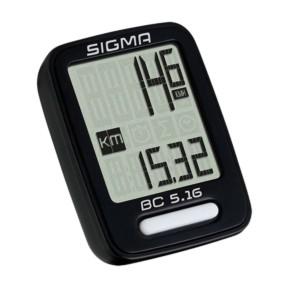 Polkupyörän mittari SIGMA, BC 5.16